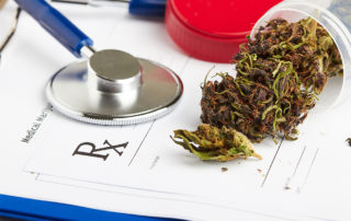 How does medical marijuana help cancer patients?